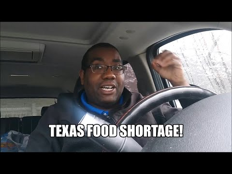 Texas Food Shortage! Winter Power Outage! NYC Waitress Fired For Refusing Vaccine!