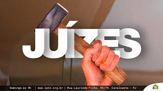 Série Juízes | Juízes 6. 1-24