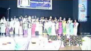 Tamil Thai Vazhthu-Missouri Tamil Sangam : Pongal Vizha 2008