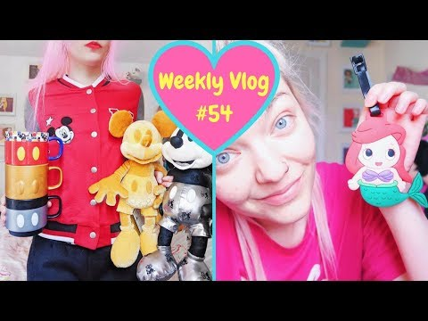Weekly Vlog #54 | New Etsy pieces, break downs & tough times!