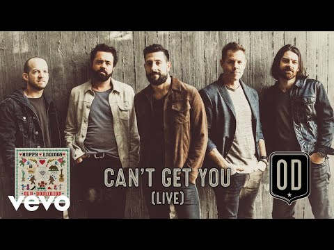 Old Dominion - Can't Get You (Live) (Audio)