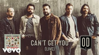 old dominion cant get you live audio