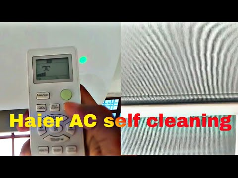 Haier 1.5 Ton AC Self Cleaning