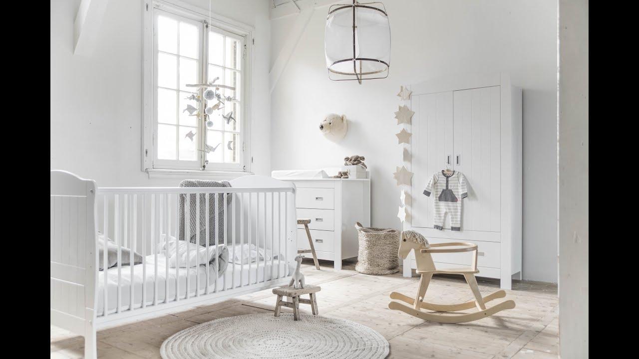 babykamer inspiratie |petite amélie babykamers - youtube, Deco ideeën