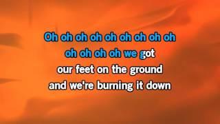 Alicia Keys Girl On Fire Karaoke