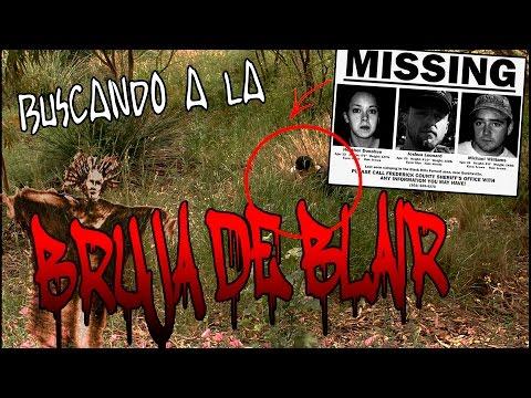buscando-a-la-bruja-de-blair- -resultados-aterradores- -investigación-paranormal