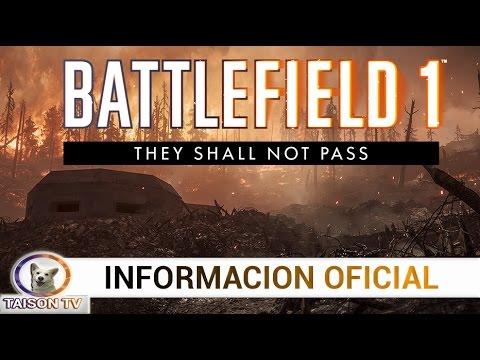 Battlefield 1 DLC FRANCES TODA LA INFORMACION, Nuevos Vehículos, climas y de todo