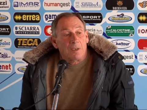"""Zeman: """"Contento del ritorno al Poggio. I tifosi? La contestazione non c'entra niente"""""""