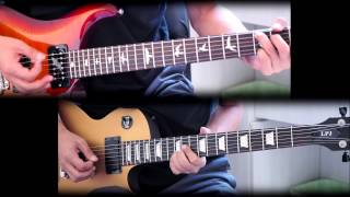 五月天 - 溫柔 還你自由版 (雙吉他 Cover)