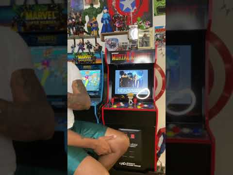 Arcade1up Midway Legacy Edition Review from KingD302