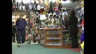 The Mad Hatter Joke & Fancy Dress Shop, Yeovil, Somerset