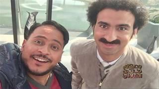كريم عفيفى يوضح سبب تعرفه بـ'على ربيع وأوس أوس'.. فيديو