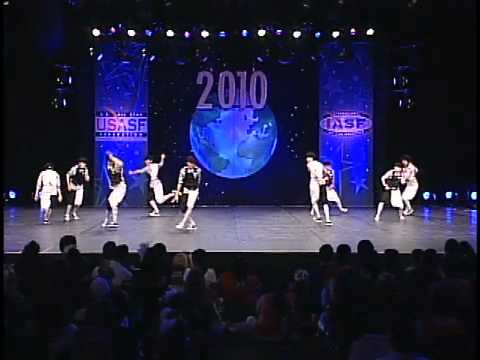 Guangxi Normal University: Intl Open Hip Hop Worlds 2010 5th place (China)