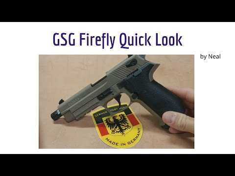 GSG Firefly Quick Look