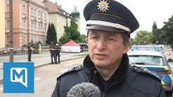 Tötungsdelikt in Regensburg: Mann wird auf offener Straße erschossen