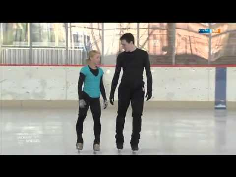 Алена Савченко и Бруно...