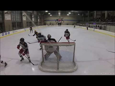 Ohio Blue Jackets AAA U14 (04) Vs Pens Elite - Goal Cam - All OBJ