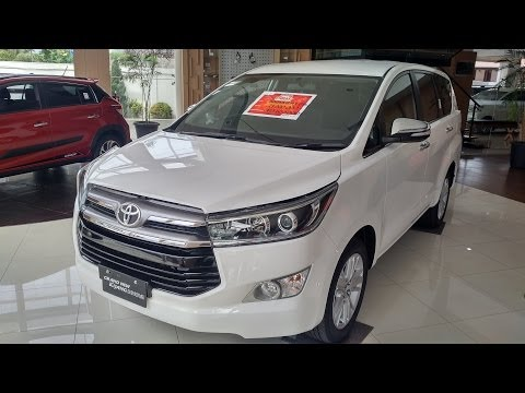 All New Kijang Innova Diesel Spesifikasi Venturer In Depth Tour Toyota Q Indonesia Videostudio