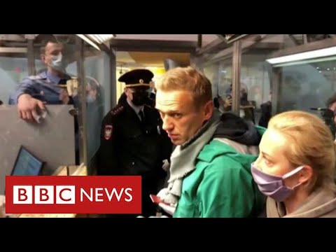 Kremlin Critic Alexei Navalny Detained After Returning To Russia ...