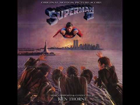 Ken Thorne  Superman ll Original Soundtrack 1980