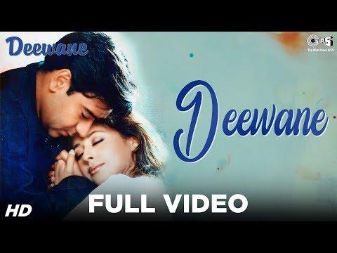 Deewane Pyar Ke Hai Hum Deewane - Video Song | Deewane | Ajay Devgan & Urmila Matondkar