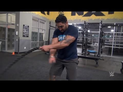 Kishan Raftar's intense biceps workout
