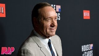 Netflix Ends 'house Of Cards' After Kevin Spacey Allegations