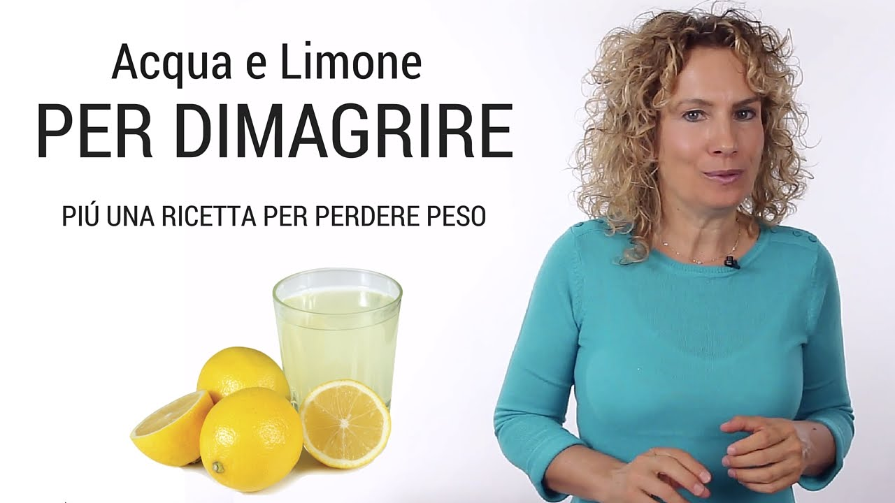 infuso per dimagrire velocemente