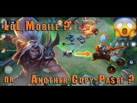 download league of legends on mobile