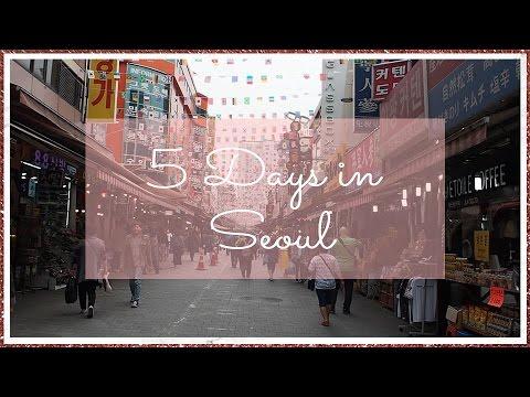 5 Days in Seoul! | chinaphilidoll