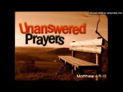 Pat Alger & Bob King - Unanswered Prayers