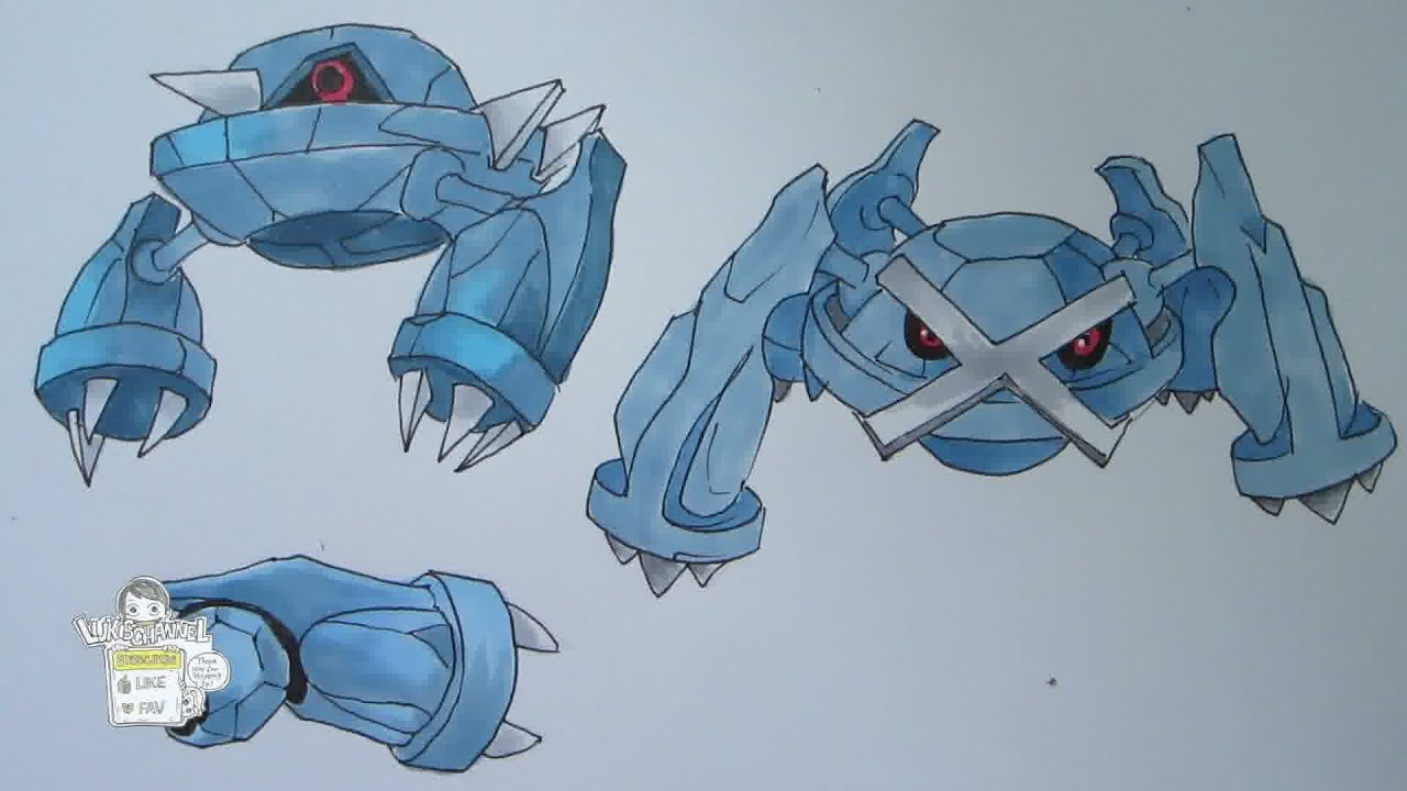 How to draw Pokemon: N...