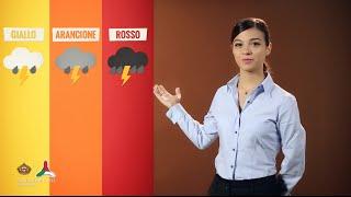 Sistema di Allerta Meteo: si passa ai colori