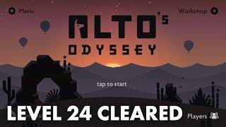 Altos Odyssey - Level 24 Goals and Walkthrough