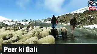 Peer Ki Gali Roadtrip via Mughal Road