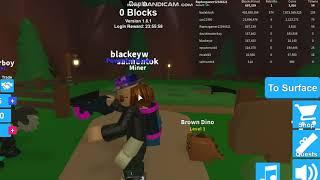 roblox mining simulator bolum 1 Foxy