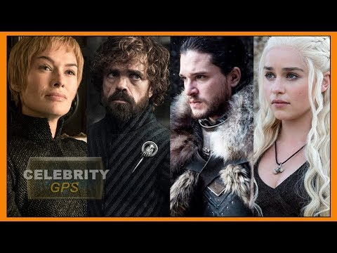 GAME OF THRONES breaks EMMY RECORD with 32 NOMINATIONS - Hollywood TV