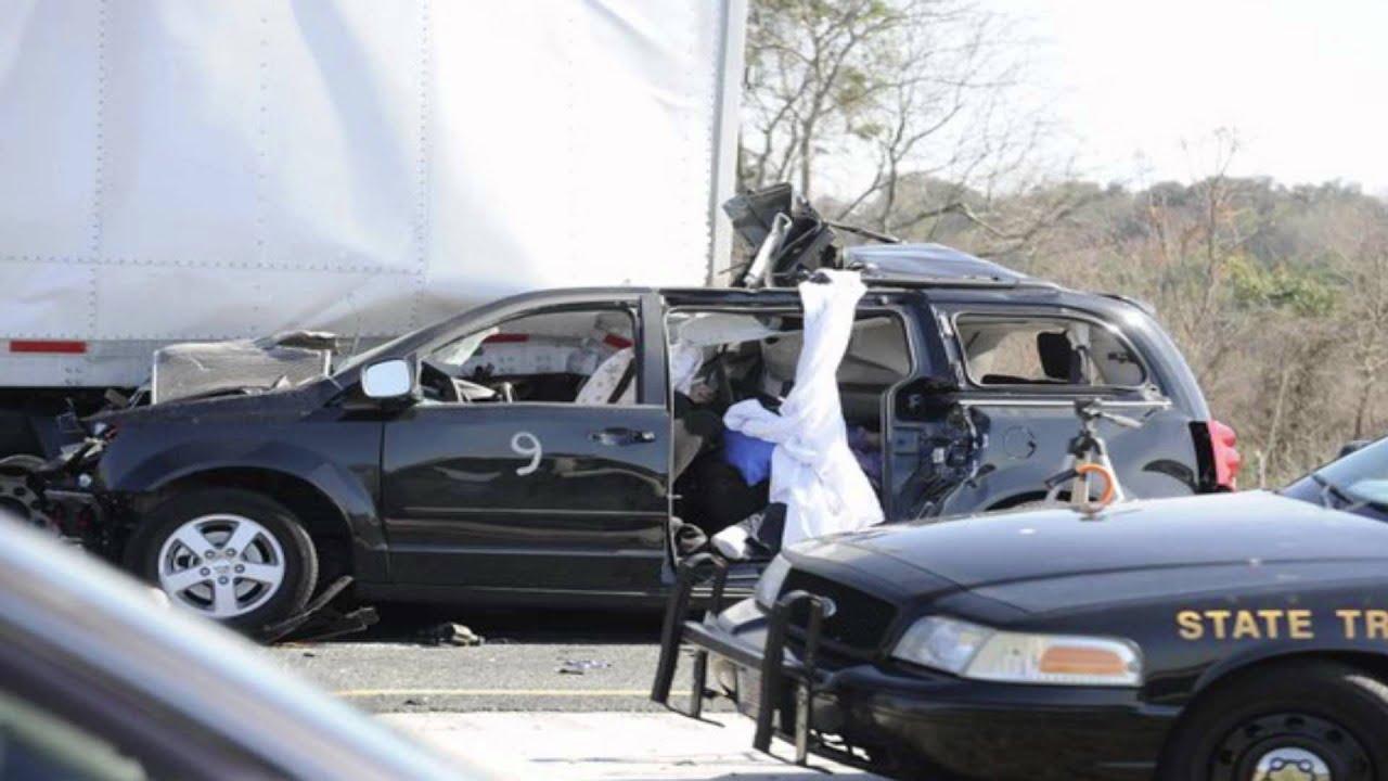 I-75 Gainesville Crash 1/29/12 - YouTube