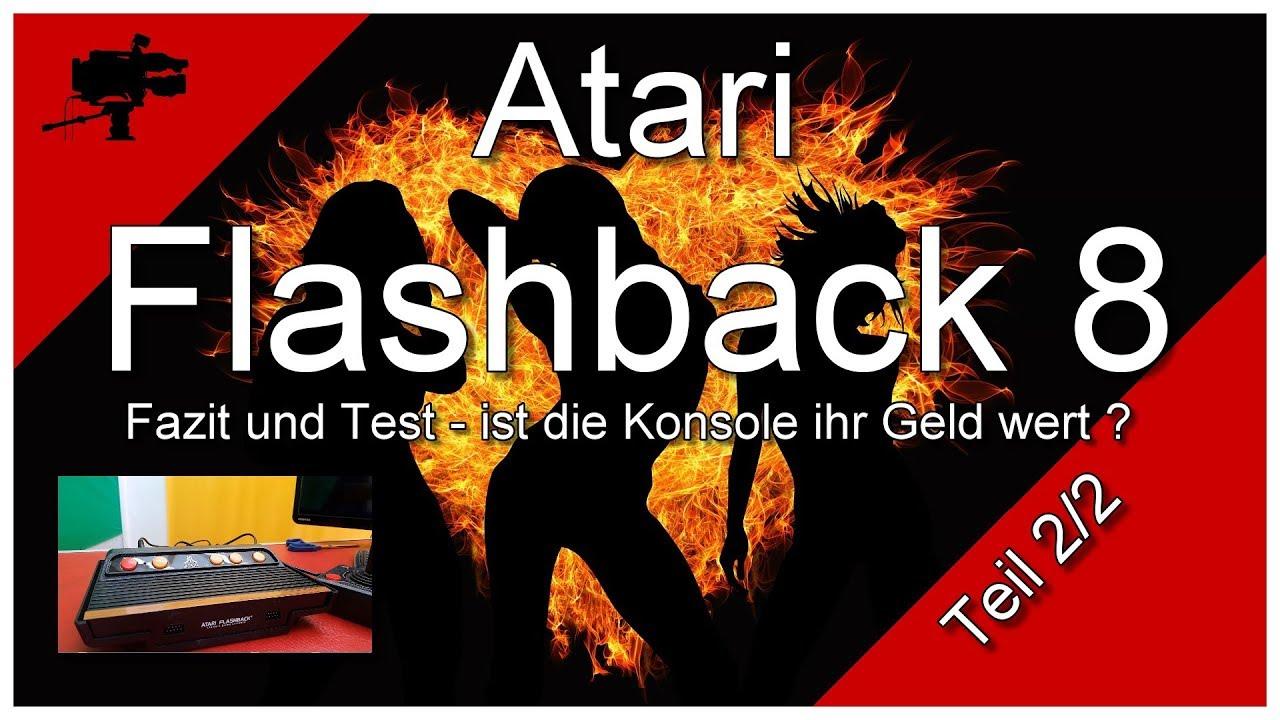 Atari Flashback 8 Welche Spiele Sind Drauf