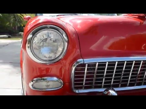 1955 Belair Convertible for Sale