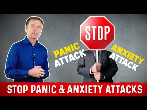 How to Stop a Panic Attack