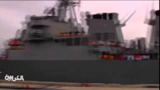 """مقاتلة روسية """"تتحرش"""" بسفينة حربية أمريكية"""