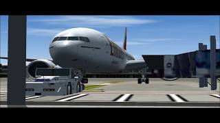 FS2004 - Dubai International Airport