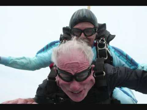 Ron McPherson's Sky diving experience