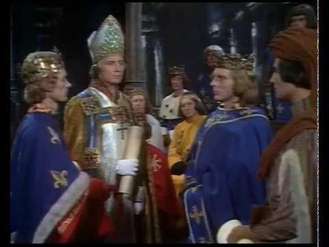Проклятые короли (1973) 6/6 _ Лилия и лев