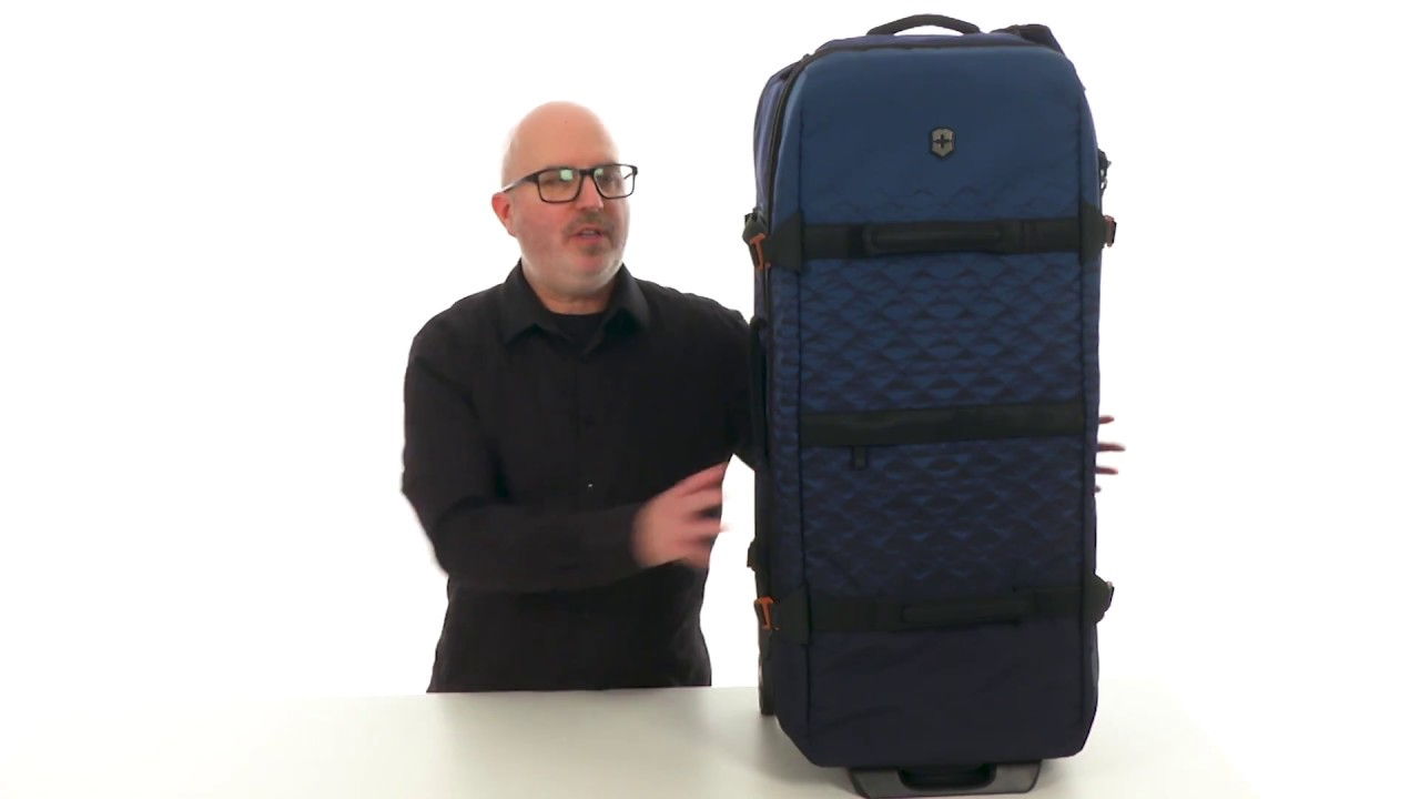 Victorinox VX Touring Wheeled Duffel Extra-Large SKU 8940319 - YouTube d76accedf0250