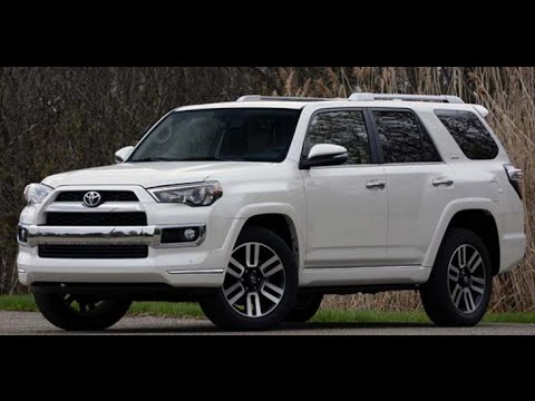 2017 toyota 4runner fold flat second row seat youtube. Black Bedroom Furniture Sets. Home Design Ideas