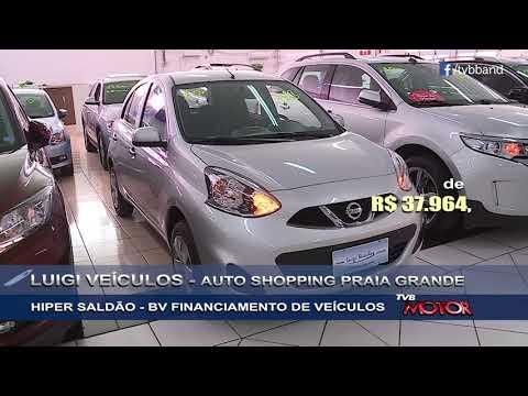 TVB MOTOR ! HIPER SALDÃO BV FINANCIAMENTOS AUTO SHOPPING PRAIA GRANDE