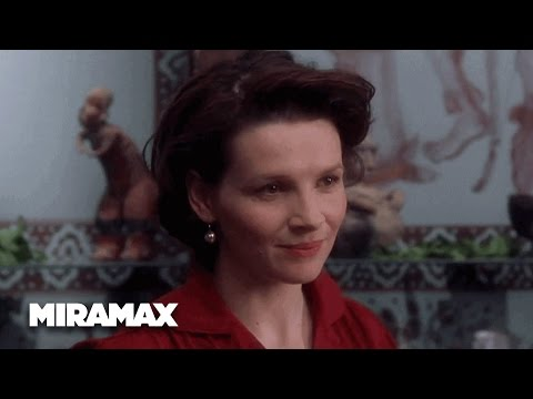 Chocolat  'What Do You See?' HD  Juliette Binoche, CarrieAnne Moss  MIRAMAX