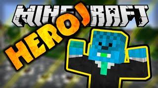 Minecraft: JAKO TUŽNA PRIČA | HiveMC Hunger Games Heroes